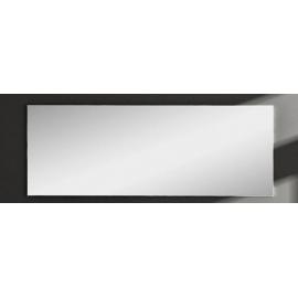 Seinapeegel ATENA valge, 150x7xH55 cm