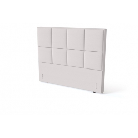 Sleepwell KRONANG peatsiots helehall, 141x130x12 cm