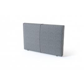 Sleepwell KRONANG peatsiots helehall, 81x105x12 cm