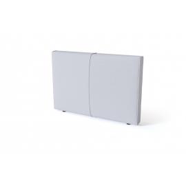 Sleepwell PILLOW peatsiots punakaspruun, 121x105x12 cm