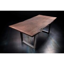Lauaplaat CALABRIA pähkel, 180x100xH3,5 cm