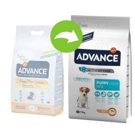 ADVANCE Mini Puppy 3kg koeratoit