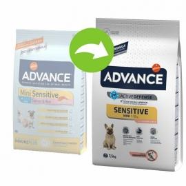Advance koeratoit Mini Sensitive 3kg