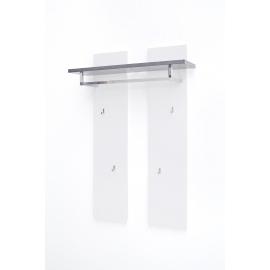Seinanagi ATLANTA valge / hall, 91x25xH135 cm