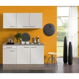 Köögikomplekt OPTIflexx 150 cm - 2 läikega viimistlust