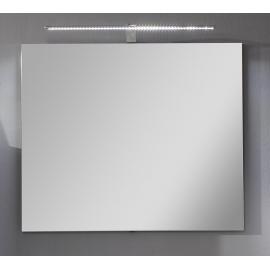 Peegelkapp OPTIbasic 4060 antratsiit läikega, 60x17,6xH72 cm LED